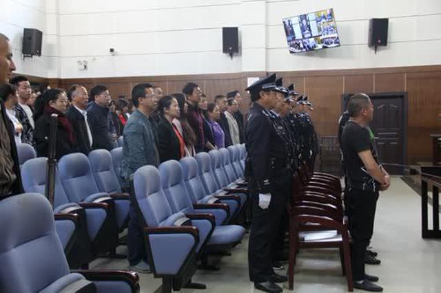 师宗法院公开宣判首例涉恶团伙犯罪案件3