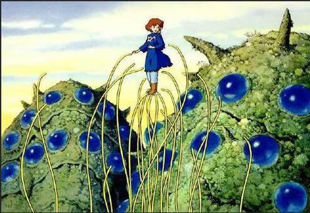 """世界地球日,宫崎骏作品呼吁""""保卫家园""""2"""